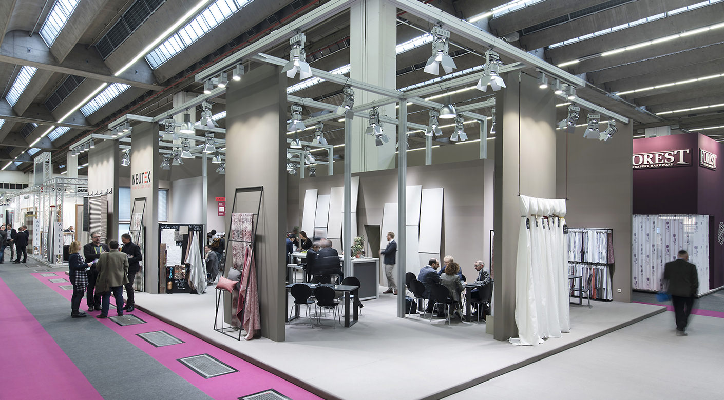 Neutex - Heimtextil in Frankfurt